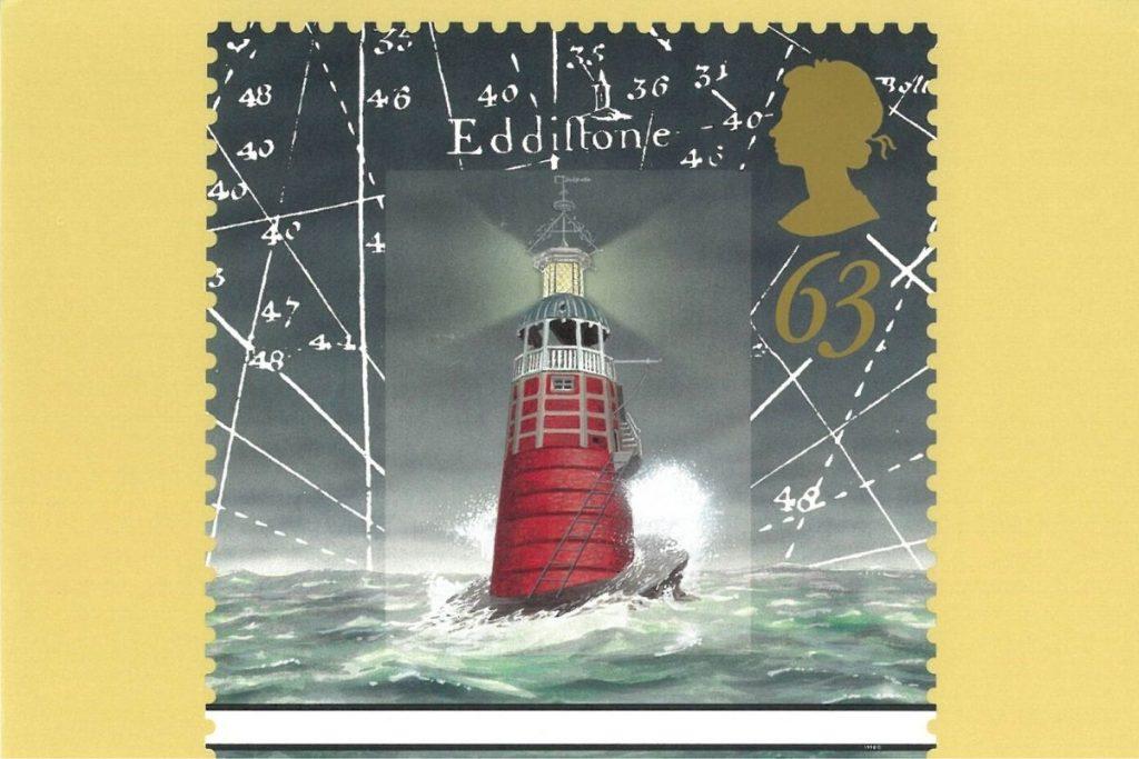 Eddystone postcard