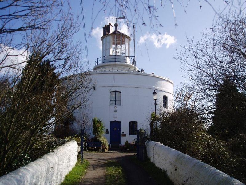 West Usk Lighthouse