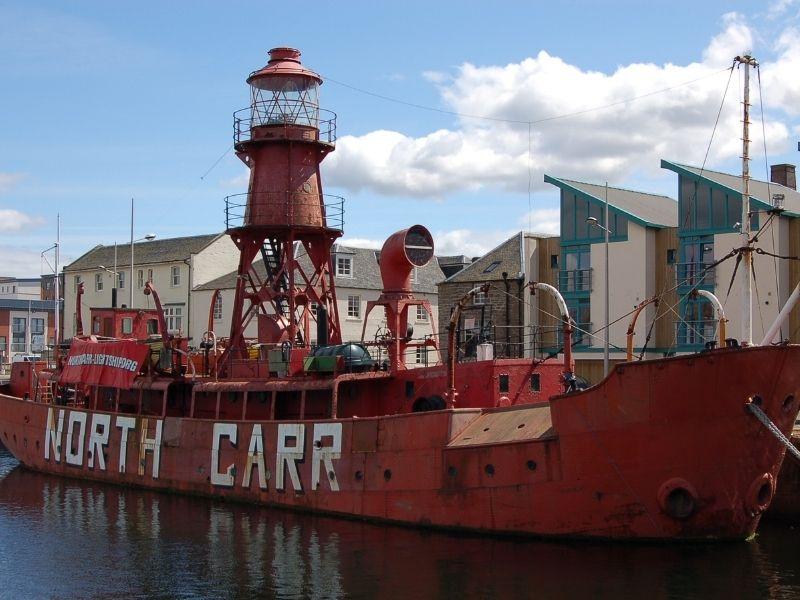 North Carr Lightvessel