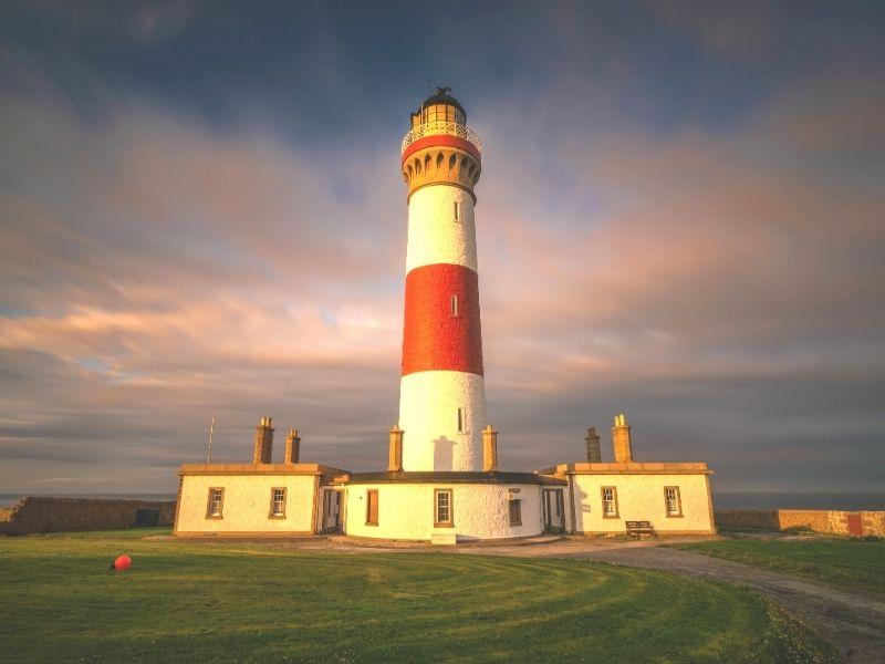Buchan Ness Lighthouse