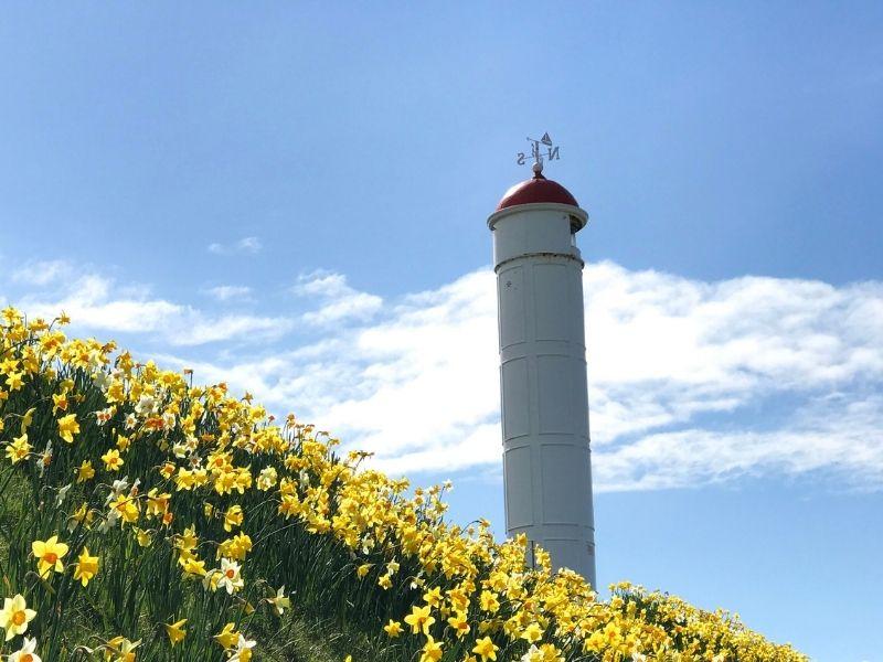 Buckie Cliff Terrace Lighthouse
