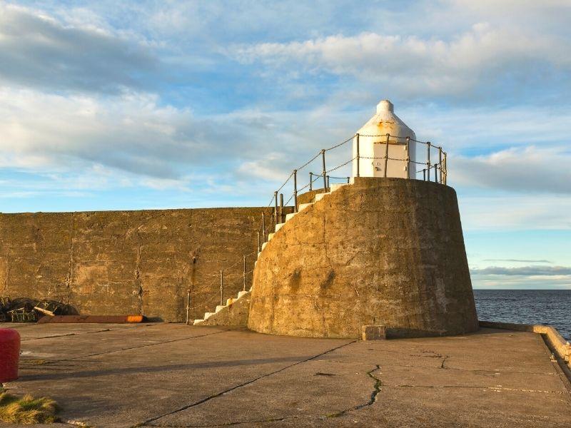 Findochty Lighthouse
