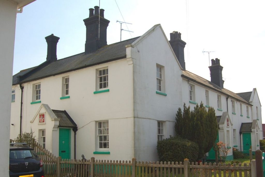 Trinity Cottages