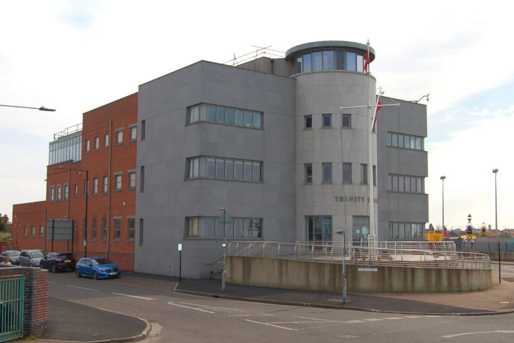 Trinity House Harwich