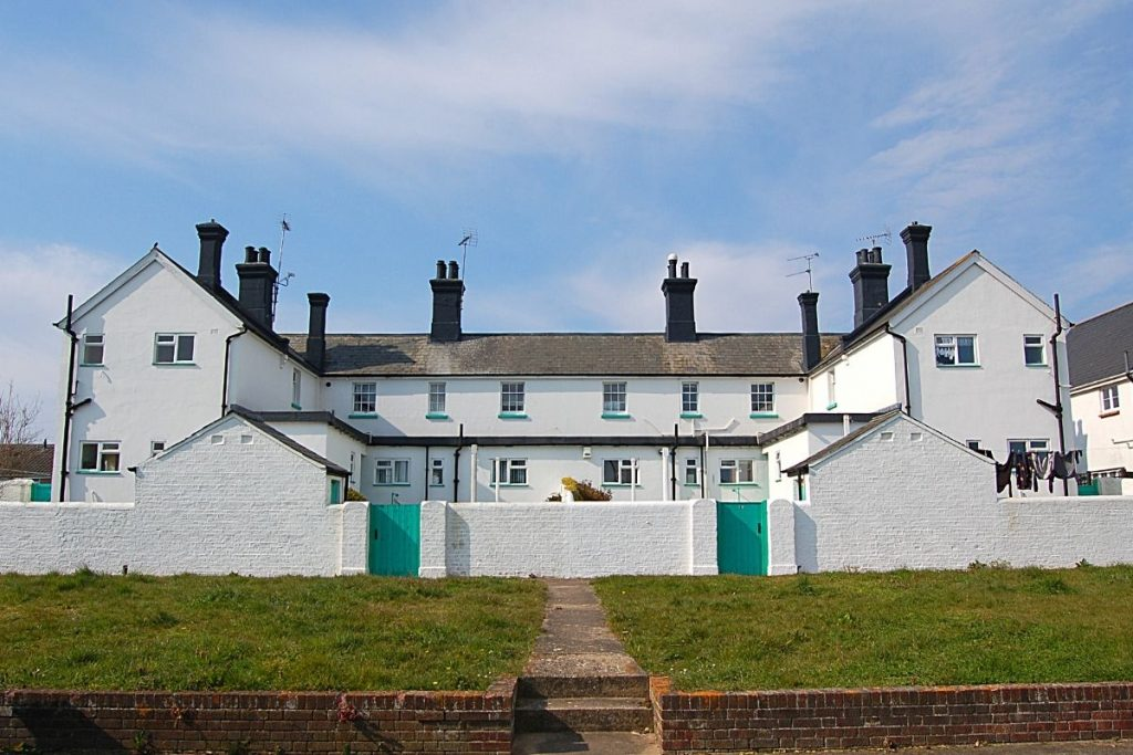 Trinity Cottages Dovercourt