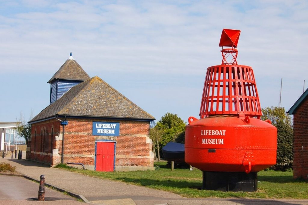 Harwich Lifeboat Museum
