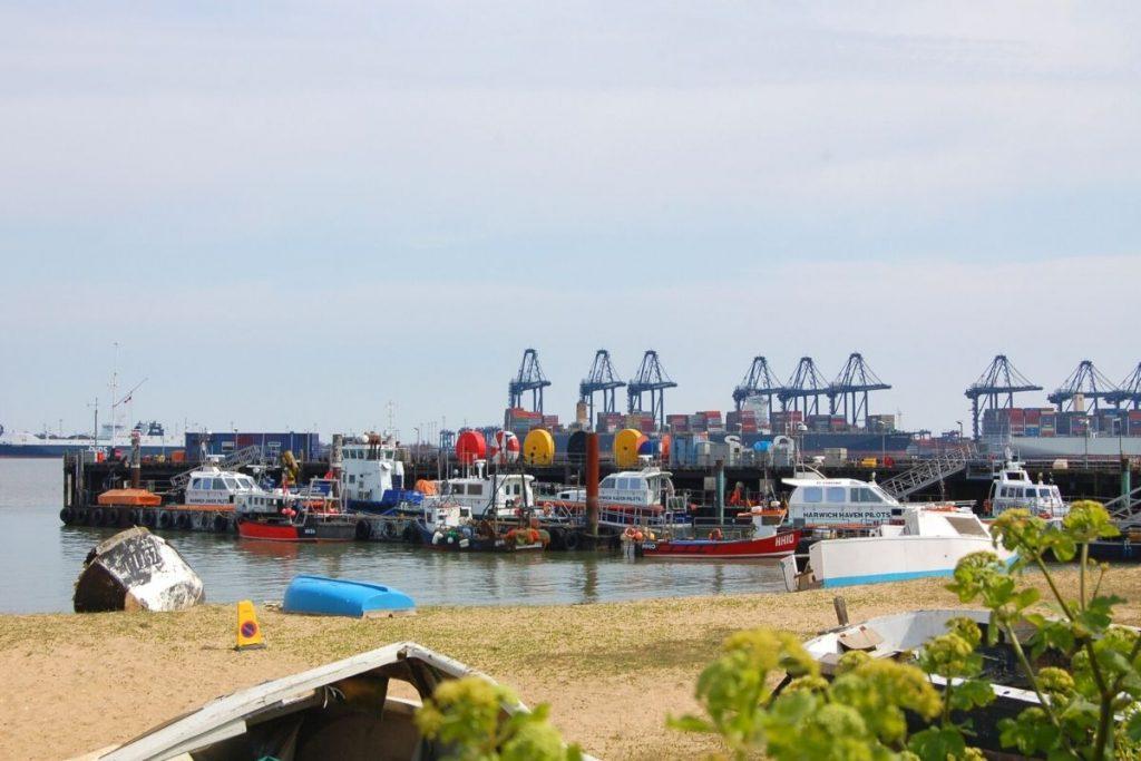 Harwich Beach
