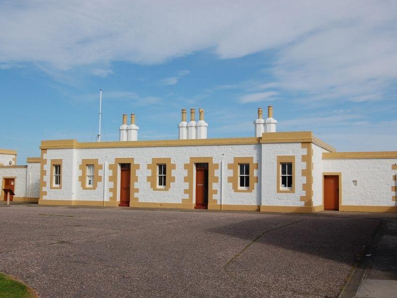 Kinnaird Head Cottages