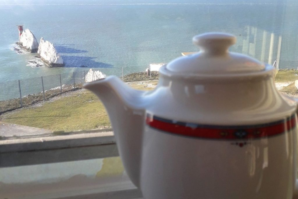 Teapot and Needles Lighthouse