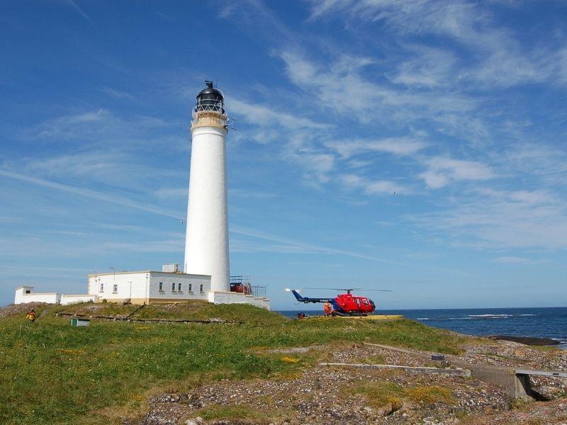 Hyskeir Lighthouse Patrick Tubby